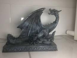 dragon statue in brisbane region qld