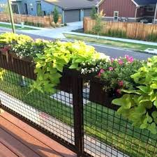 Image Result For Fence Planters Fence Hanging Planters Fence Planters Railing Planters
