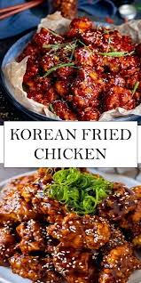 Pin by sonja Mitchell on Yummy Recipes | Korean fried chicken, Asian recipes