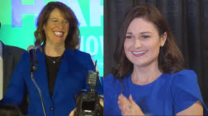Voters elect Iowa's first and second female members to U.S. House of  Representatives in Midterm elections