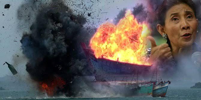 "Image result for susi tenggelamkan kapal"""