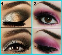 wedding makeup for almond shaped eyes