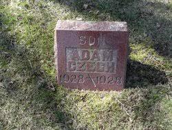 Adam Czech (1928-1928) - Find A Grave Memorial