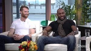 Actors Adrian Holmes & Jared Keeso - YouTube