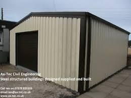 garage work shed building kit