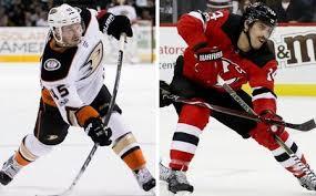 Devils trade Adam Henrique to Ducks for defenseman Sami Vatanen ...