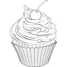 Cupcakes 16 Topkleurplaat Nl