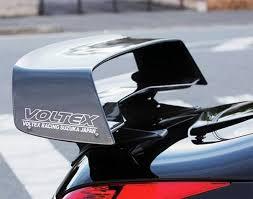 Voltex Racing Sticker Decal Suzuka Japan Window Spoiler Wing Bumper Evo Sti Gtr
