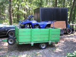 my homemade trailer atvconnection