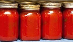 sauce tomate maison la recette