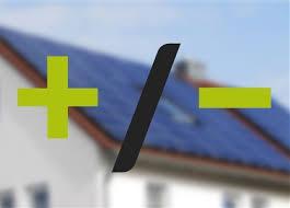 Плюси і мінуси сонячних електростанцій