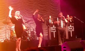 Jazz coverband Postmodern Jukebox scats and taps into Tel Aviv at inaugural  show   The Times of Israel