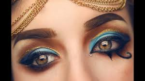 egyptian eye makeup tutorial saubhaya