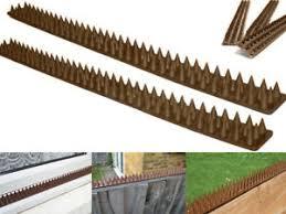Fence Wall Spikes Anti Climb Guard Security Spike Cat Bird Repellent Deterrent Ebay