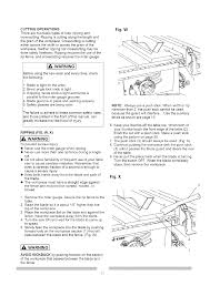 Page 17 Of Craftsman Saw 137 248830 User Guide Manualsonline Com