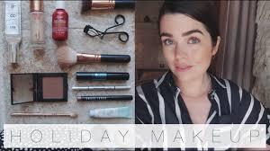 holiday makeup bag the anna edit