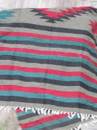 vintage mexico huge handwoven indian