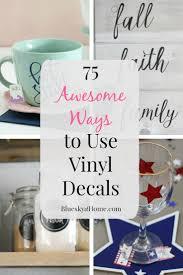 Bottle Vase Vinyl Transfer Decal It Takes A Big Heart Design 1 Teacher Gift