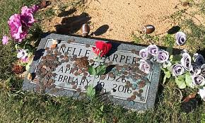 leaving pennies on harper lee s grave