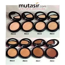 mac cosmetics foundation studio fix