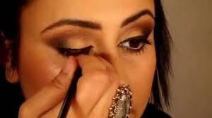 bridal makeup looks smokey eye