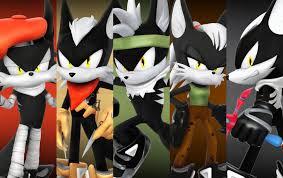 jackal squad render sonic forces