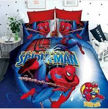 cartoon boy bed 3d single twin