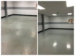 floors strip and wax job cost