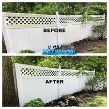 Fence Cleaning North Jersey Soft Washing