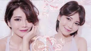 edgy korean style makeup tutorial