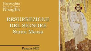 Santa Messa del Giorno di Pasqua - 12/04/2020 - YouTube
