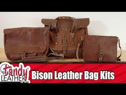 bison bag kits you