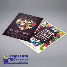 Tarjetas Tenerife Archivos Imprenta Canarias