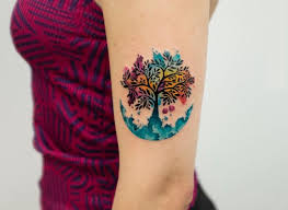 50 gorgeoueaningful tree tattoos