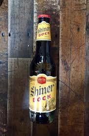 shiner bock 12oz craft beer cellar