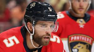 Panthers' Aaron Ekblad says 'scores will be settled' with Max Domi ...