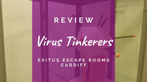 virus tinrs review exitus escape