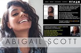Abigail Scott - Singer Songwriter