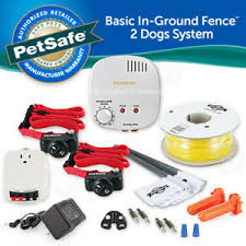 Petsafe Pig00 14582 Premium In Ground Fence 2 Dog Collars Pul 275 Ebay