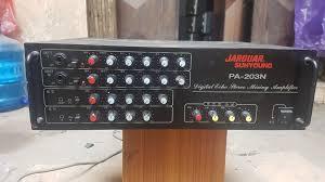 Dàn karaoke chuyên nghiệp: Loa bãi Mỹ JBL KP6012 bass 30 kết hợp âm ly  Jarguar PA203N hàng bãi Hàn Quốc giá 9.000.000đ - Toàn quốc