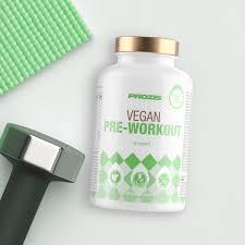 vegan pre workout 90 tabs build
