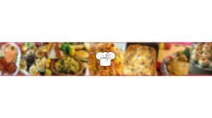 غلاف لقناة طبخ على اليوتيوب مستقل