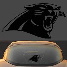 Carolina Panthers Decal Sticker Highest Quality Decalexpo Com