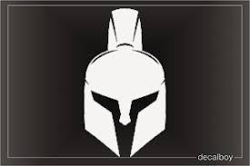 Spartan Decals Stickers Decalboy