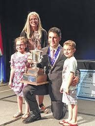 Rogers wins international championship | Mt. Airy News