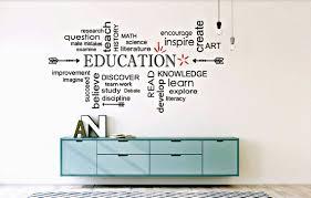 Classroom Decor Word Cloud Art Educational Wall Art Teacher Etsy