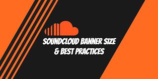 soundcloud banner size profile dimensions