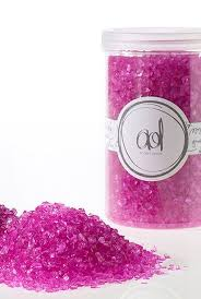 2 4mm 46oz hot pink vase fillers