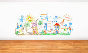 9 358 Crayon Drawing Stock Photos Pictures Royalty Free Images Istock