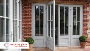 variants and benefits of glass doors